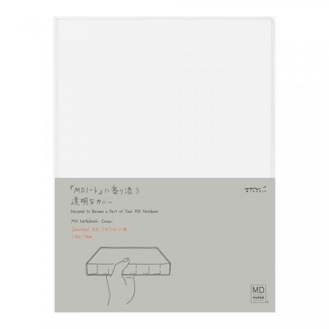Midori - MD Clear Cover A5 Codex 1Day 1Page