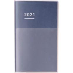 Jibun Notebook 2021 DIARY Indigo