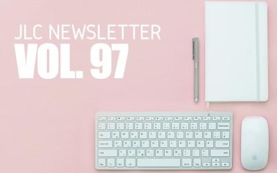 JLC Newsletter Vol. 97