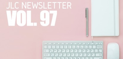 JLC Newsletter Vol. 97