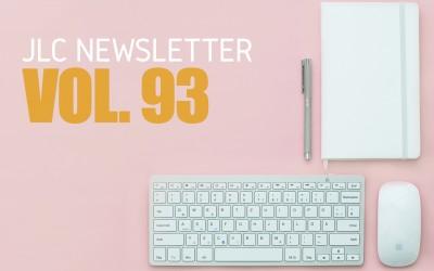 JLC Newsletter Vol. 93
