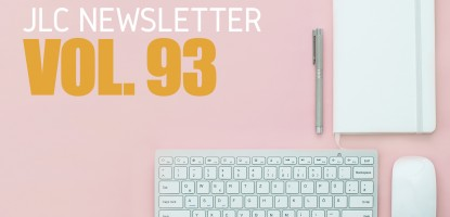 JLC Newsletter Vol. 93