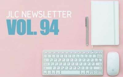 JLC Newsletter Vol. 94