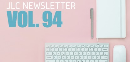 JLC Newsletter Vol. 94