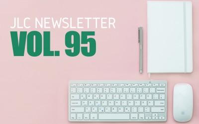 JLC Newsletter Vol. 95