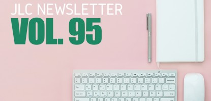 JLC Newsletter Vol. 95