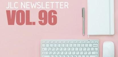 JLC Newsletter Vol. 96
