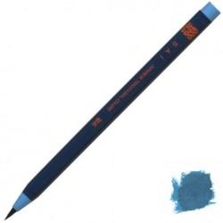 Akashiya Watercolor Brush Pen Sai - Indigo (Ai-Iro)