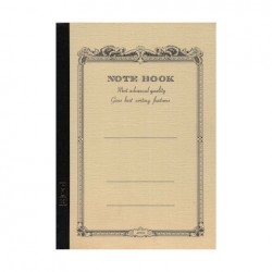 Apica CD Notebook Standard - B5 Yellow