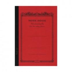 Apica CD Notebook Standard - B5 Red