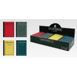 Apica CD Notebook Standard - A7 4 Color Pack