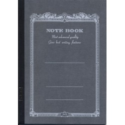 Apica CD Notebook Standard - A5 Black