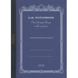 Apica Premium CD Notebook - B5 7mm 30 Line - Blue