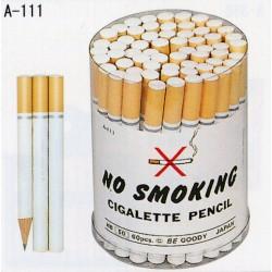 Eyeball Pencil Black Pencils - No Smoking