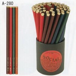 Eyeball Pencils - Social Hb Black