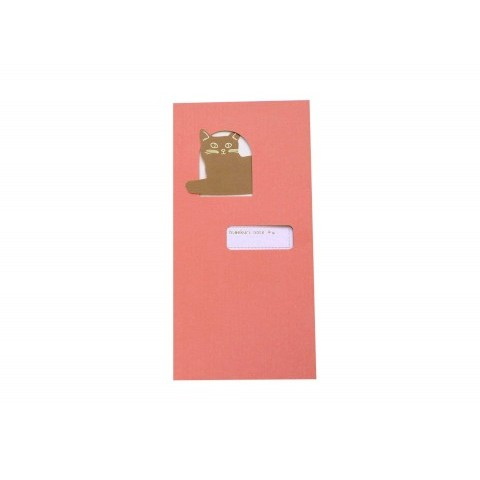 Himekuri Notebook - Cat