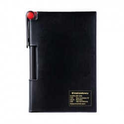 kleid 2face Memo And Pen RF - Black/Red