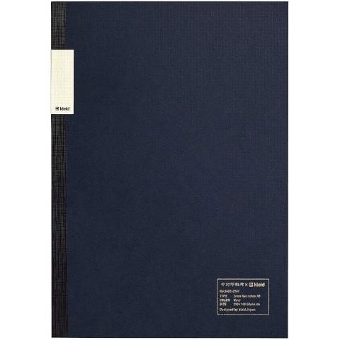 kleid Flat Notebook - A5 Navy