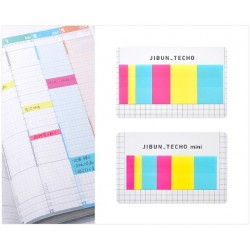 Jibun Techo Accessories - Film Sticky Note Mini
