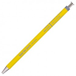 Marks Markstyle Ballpoint Pen 0.5mm - Yellow
