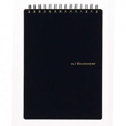 Maruman Mnemosyne Notebook Basic Style - B6 Notebook Line 7mm