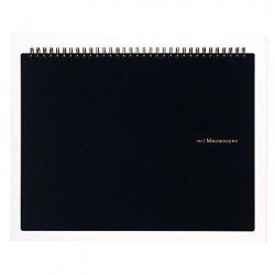 Maruman Mnemosyne Notebook Creative Style - A4 Notebook Blank
