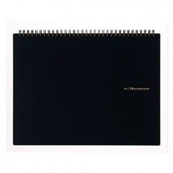 Maruman Mnemosyne Notebook Creative Style - A4 Notebook Blank