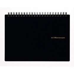 Maruman Mnemosyne Notebook Creative Style - A5 Notebook Grid 5mm