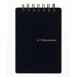 Maruman Mnemosyne Notebook Creative Style - A7 Notebook Blank