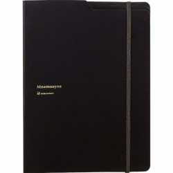 Maruman Mnemosyne Notebook Speedy Style - A4 Note Pad & Holder