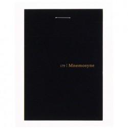 Maruman Mnemosyne Notebook Speedy Style - A7 Stich Memo Pad Grid 5mm