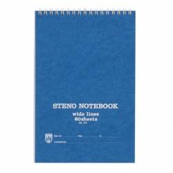 Maruman Steno Notebook - 9 X 6 In Line 9.0mm