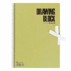 Maruman Olive Series - Drawing Paper Sm 20 Sheets
