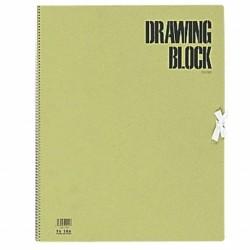 Maruman Olive Series - Drawing Paper F6 20 Sheets