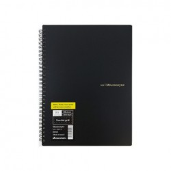 Maruman Mnemosyne Notebook Basic Style - B5 Notebook Dot 5mm