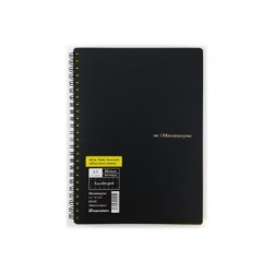 Maruman Mnemosyne Notebook Basic Style - A5 Notebook Dot 5mm