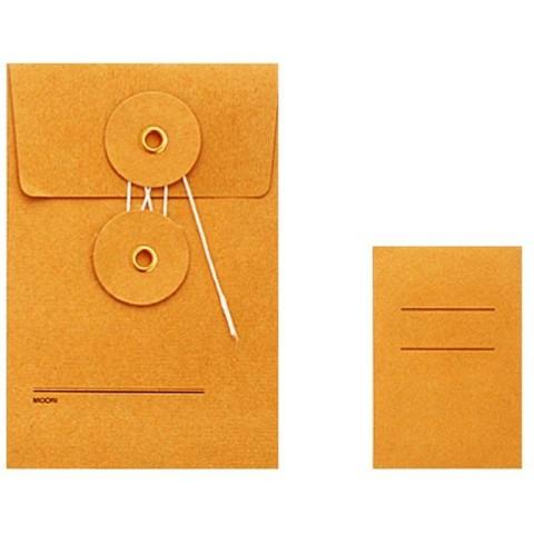 TRC Kraft Envelopes - Small Orange