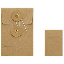 TRC Kraft Envelopes - Small Brown