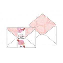 Midori Letter Envelopes - Gerbera
