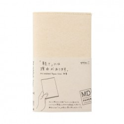 MD Notebook Cover For Standard - Paper Cover B6 Slim