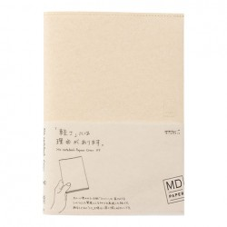 MD Notebook Cover For Standard - Paper Cover A5