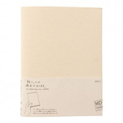 MD Notebook Cover For Standard - Paper Cover A4