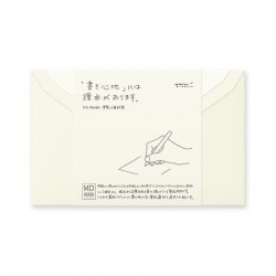 MD Letter - Envelope Sideways