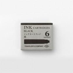 TRC Brass Products - Fountain Pen Cartridge Black