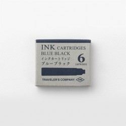 TRC Brass Products - Fountain Pen Cartridge Dark Blue