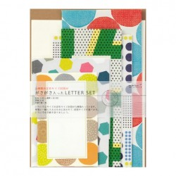 Midori Multiple Packed Letter Set - 762