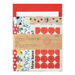 Midori Multiple Packed Letter Set - 763