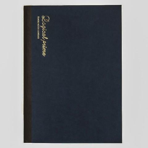 Nakabayashi Logical Notebook - Logical Prime String Binding A5