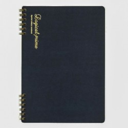 Nakabayashi Logical Notebook - Logical Prime W-Ring Binding B5