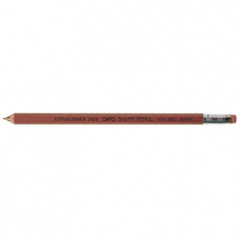 OHTO Wooden Mechanical Pen Regular 0.5mm - Brown